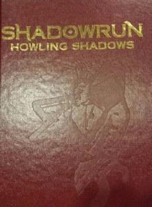 Shadowrun Howling Shadows Limited Edition