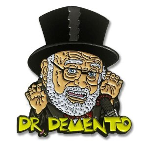 Dr Demento Pin