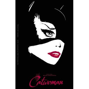 DC Comics Catwoman Sticker