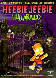 Simpsons Bart Simpsons Treehouse of Horror TP Vol 01