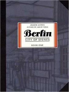 Berlin TP Vol 01 City of Stones