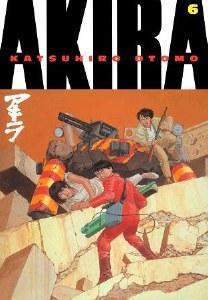 Akira Vol 06