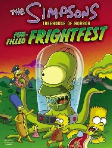 Simpsons Fun-Filled Frightfest TP