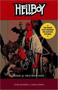 Hellboy Vol 01 TP Seed Of Destruction