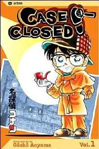 Case Closed Vol 01