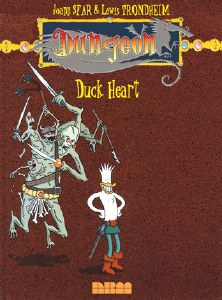 Dungeon Zenith Vol 01 Duck Heart TP