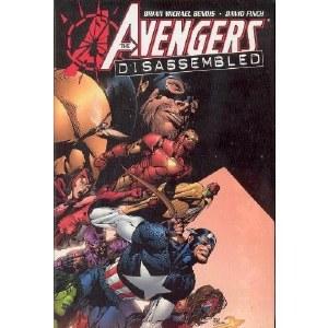 Avengers Disassembled TP