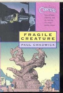 Concrete Vol 03 Fragile Creature