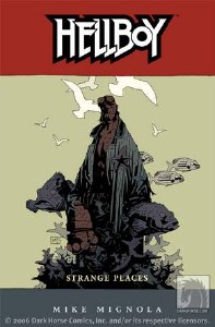 Hellboy TP Vol 06 Strange Places