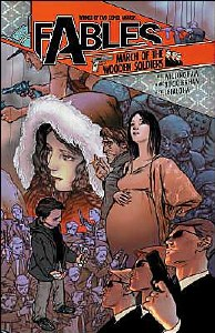 Fables TP Vol 04 March Of The Wooden Soldier