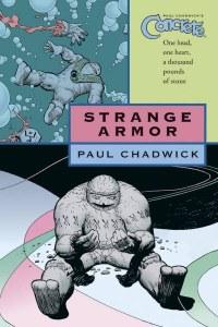 Concrete Vol 6 Strange Armor