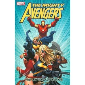 Mighty Avengers TP Vol 01 Ultron Initiative