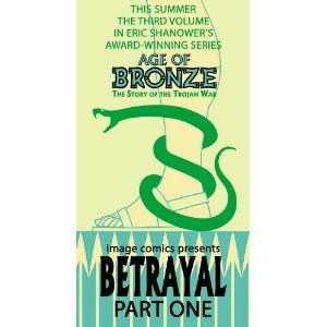 Age of Bronze TP Vol 03 Pt 1