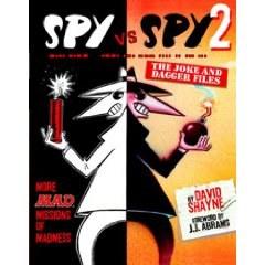 Spy vs Spy 2 Jokes and Dagger