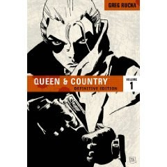 Queen and Country Definitive Edition TP Vol 01