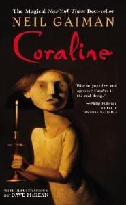 Coraline Dave Mckean Cover TP