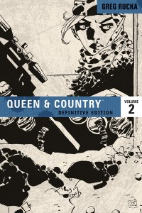 Queen and Country TP Vol 02 Definitive Edition