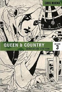 Queen and Country TP Vol 03 Definitive Edition