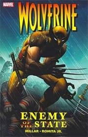 Wolverine Enemy Of State Ultimate Collection