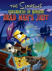 Simpsons Treehouse of Horror Dead Man's Jest