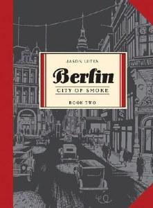 Berlin TP Vol 02 City of Smoke