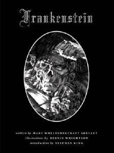 Bernie Wrightson's Frankenstein HC