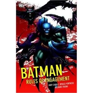 Batman Rules Of Engagment TP