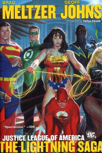 Justice League Of America Lightning Saga TP