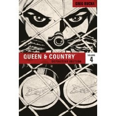 Queen and Country Definitive Edition VOL 04