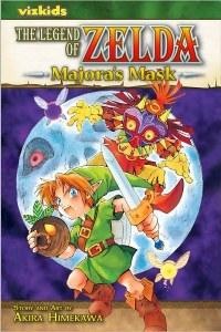 Legend of Zelda Vol 03 Majoras Mask