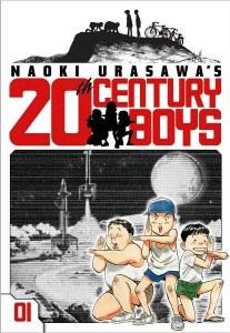 20th Century Boys Vol 01