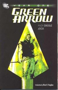 Green Arrow Year One TP