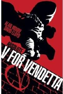 Absolute V For Vendetta Hardcover