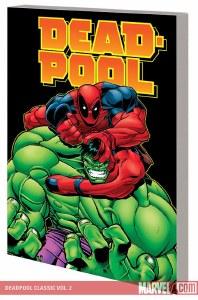 Deadpool Classic TP Vol 02