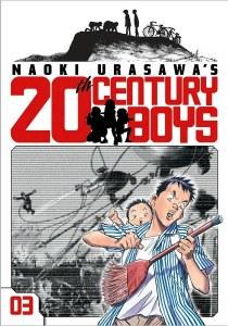 20th Century Boys Vol 03