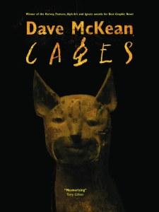 Dave McKean Cages TP