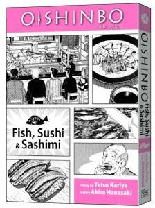 Oishinbo Vol 04 Fish Sushi and Sashimi