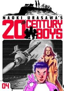 20th Century Boys Vol 04