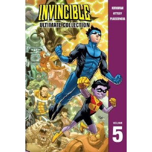 Invincible HC 05 Ultimate Collection