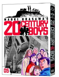 20th Century Boys Vol 05