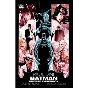 Batman TP Private Casebook