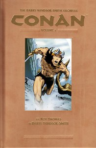 Barry Windsor Smith Conan Archives Vol 1