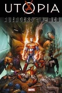 Avengers X-Men Utopia TP