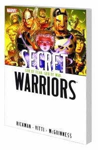 Secret Warriors TP VOL 02 God of Fear God of War
