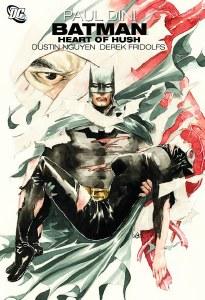 Batman Heart of Hush TP