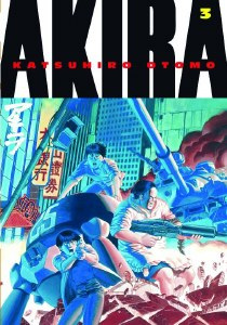 Akira Vol 03