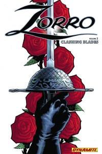 Zorro TP VOL 02 Clashing Blades