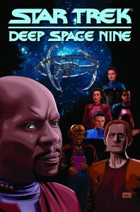 Star Trek Ds9 Fools Gold TP