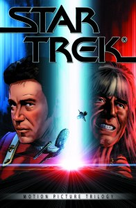 Star Trek Motion Picture Trilogy TP