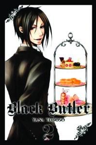 Black Butler Vol 02